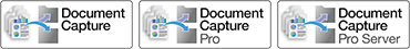 3 verschieden Versionen von Document Capture Pro